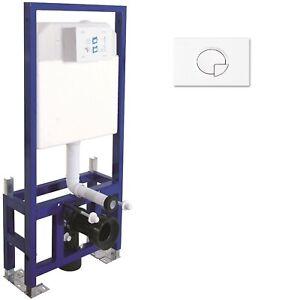 Vorwandelement Unterputz WC Spülkasten Montageelement Unterputzspülkasten Bad