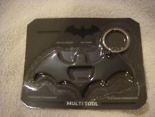 Batman   metal keyring  multi tool