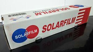 "SOLARFILM Tint Film 90+ IR Charcoal Nano Ceramic 50% 20"" 100 ft Car Home"