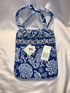 Vera Bradley Blue Lagoon Perfect Tote. NEW WITH TAGS