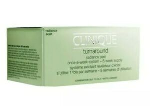 Clinique Turnaround Radiance Peel - Once a Week System 8 Week Supply