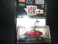 M2 Nissan Fairlady Z432 1970 Candy Red MJS08 1/64 LTD 3200 PCS