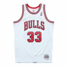 low priced 0d963 fa471 Mitchell & Ness Scottie Pippen NBA Jerseys for sale | eBay