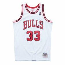 low priced f4852 da927 Mitchell & Ness Scottie Pippen NBA Jerseys for sale | eBay