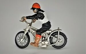Vintage Britains 9684 JAP Speedway Motorcycle - Unboxed 1:32 Worldwide Shipping