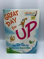 Great Day for Up by Dr. Seuss Beginner Book First Edition 1st Printing