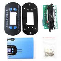 AC/DC12V Blue LED Digital Meter Sensor Thermostat Temperature Controller Sensor
