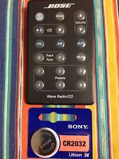 Bose ® Original Fernbedienung Wave Radio CD Player AM/FM ALARM AWRC - 1G AWRC - 1P 1 Jahr Wty