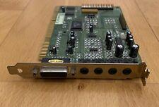 Opti 960923 82c931 Sound Karte Wave Tisch LSA