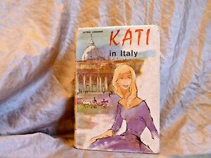 ASTRID LINDGREN - KATI IN ITALY -  UK 1962 1ST EDITION HARDCOVER
