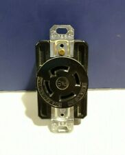 PASS & SEYMOUR NEW TURNLOK 3 Pole 4 Wire RECEPTACLE L14-30 L1430R 30A 125V NEW