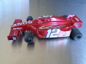 "1/24 Laser Cut Indy f1 4"" wheel Base Slot Car Used"