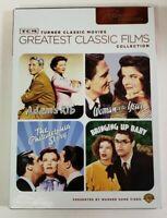 TCM Greatest Classic Films Collection: Romantic Comedies - Adam's Rib, + 3 More