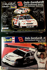 New PAIR EARNHARDT Model Kits by Revell /Scale 1:24 MINT in CELLO 85 #2173/#2844