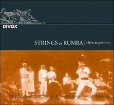 Strings & Rumba: Live Together, New Music