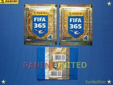 Panini★FIFA 365 / 2017★ 2x Tüte/packet/bustine, original, ungeöffnet - sealed