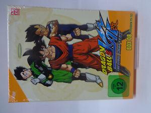 DVD Serie - Dragon Ball Z Kai 08 Ep.115-133 (4 DVD´s) (mit OVP) NEUWARE