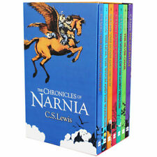The Chronicles Of Narnia: 7 Book Box Set by C.S. Lewis (Box Set), Books, New