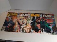 Marvel GiJoe Comics A Real Anerican Hero Lot Of 4 #29,42,48,50