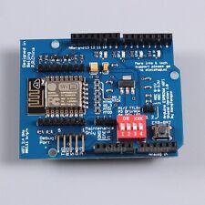 ESP8266 ESP-12E UART WIFI Wireless Shield Development Board for Micropython