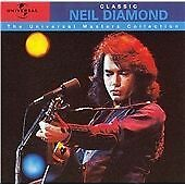 NEIL DIAMOND - Classic - The Universal Masters Collection CD 1999 1121552