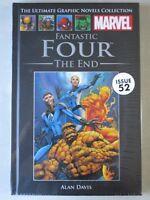 Marvel Graphic Novel Collection #52 Fantastic Four - The End - Hardback
