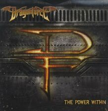 DRAGONFORCE - THE POWER WITHIN'  VINYL LP NEW+