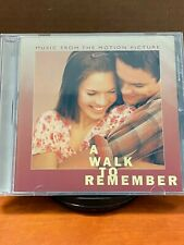 A Walk to Remember by Original Soundtrack (CD, Jan-2002) Brand New