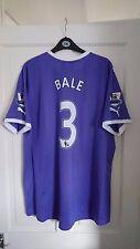 Tottenham Hotspur Spurs Purple 2011/2012 Gareth BALE Away Shirt Jersey  Size XL