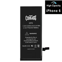 """High Capacity 2200mAh Replacement Battery For Apple iPhone 6 4.7"""""""
