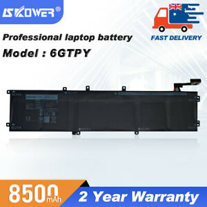 97Wh Battery For Dell XPS 15 9560 9570 Precision 5520 5530 6GTPY H5H20 Free Tool