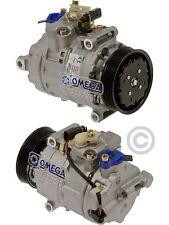 New AC A/C Compressor Fits: 2005 2006 2007 2008 Audi A4 Quattro V6 3.2L