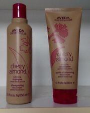 Lot of 2 Aveda CHERRY ALMOND Shampoo 8.5 oz & Conditioner 6.7 oz Set NEW Fresh