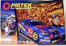 Marcos Ambrose Pirtek Ford SBR Devil Racer Poster