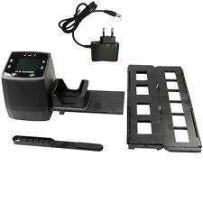 USB LCD 5MP 35mm Digital Film Converter Slide Negative Photo Scanner EU Plug