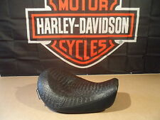 Dyna Wide Glide Seat Cover