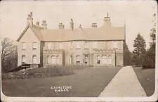 Grimstone Manor ? near York.