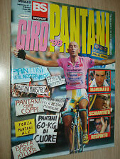 BS BICISPORT EDIZIONE SPECIALE IL GIRO D'ITALIA DI MARCO PANTANI 1998 PIRATA