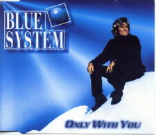 Modern Talking BLUE SYSTEM Only With You MIXS CD Single