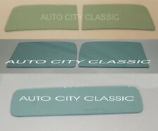 1939 1940 CHEVROLET PICKUP TRUCK GLASS 2 PC WINDSHIELD DOORS BACK GT 39 40 CHEVY