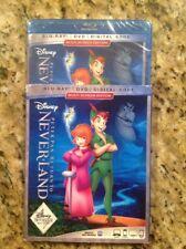Peter Pan: Return To Never Land (Club Exclusive,Blu-ray/DVD/Digital Code)NEW