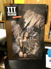 III MILLENNIUM: MEMORY BY LUIS ROYO, NEW, 5 PRINTS. FOR ADULTS.