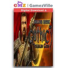 Gothic 3: Forsaken Gods Enhanced Edition Steam Key PC Download Code EU/US/MULTI