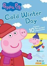 Peppa Pig: Cold Winter Day [New DVD]
