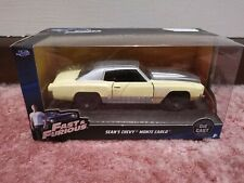 Jada toys fast furious 1: 32 diecast vehicle