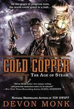 Cold Copper: The Age of Steam-ExLibrary