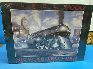 Nicolas Trudgian New York Central NYC J3A Dreyfuss Hudson Puzzle Complete