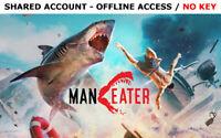Maneater PC Region-Free OFFLINE Access - READ DESCRIPTION
