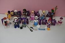 Playmobil 70243 Figures Girls Serie 17 alle 12 Figuren