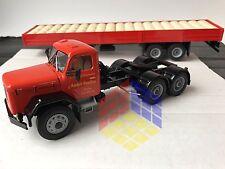 MAGIRUS DEUTZ JUPITER 6x6 SEMI REMORQUE (1/43 ) Camión Truck Camions - IXO